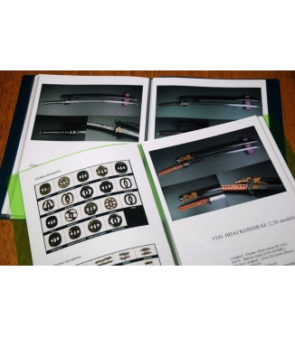 Catalog of Special Order IAITO