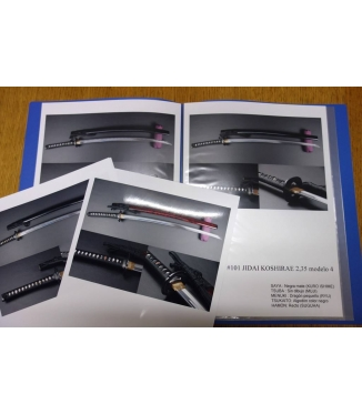 Catalog of Special Order IAITO