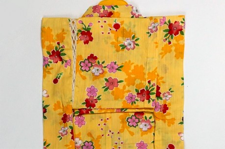 JINBEI for girl colour yellow size 110-120