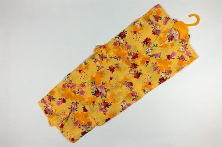 JINBEI amarillo para niña talla 110-120