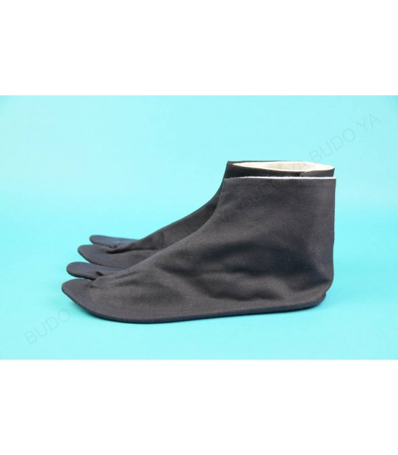 Indoor TABI Nubuck leather sole