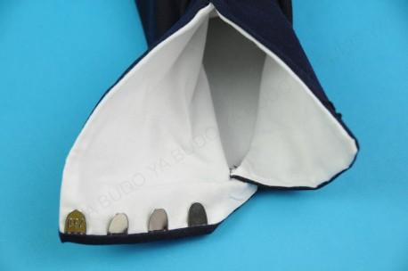TABI interior Suela de nubuck